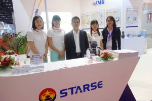 Advanced Technology and Unique Features FMG Products at Gas & Heating Exhibition China 2016